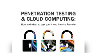 Penetration Testing & Cloud Computing: How and when to test your CSP