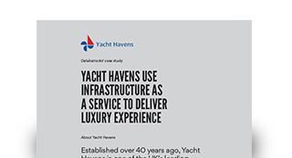 Marina operator uses IaaS to deliver luxury experience