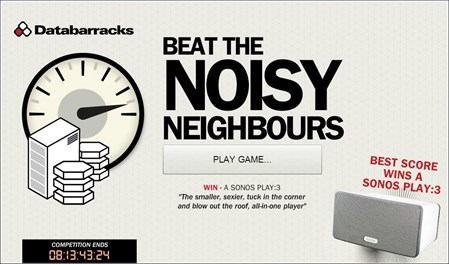 Can you beat the noisy neighbours beat the noisy neighbours altavistaventures Gallery