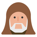 Mini star wars avatar icon obi wan kenobi