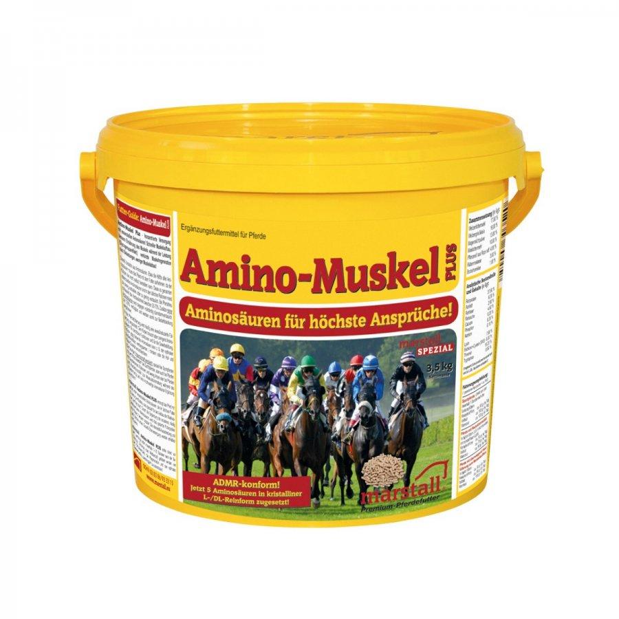 Marstall Amino Muskel Plus At Yemi Protein Katkısı 3,5 Kg