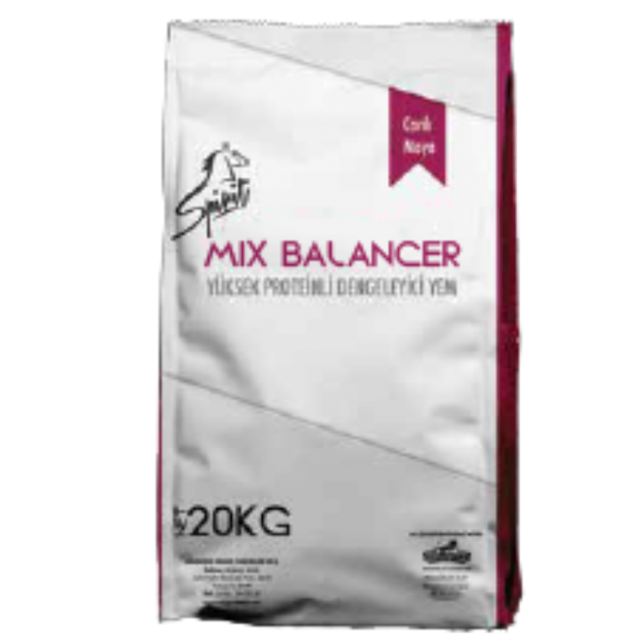 Mix Balancer Protein Konsantresi At Yemi 20 Kg