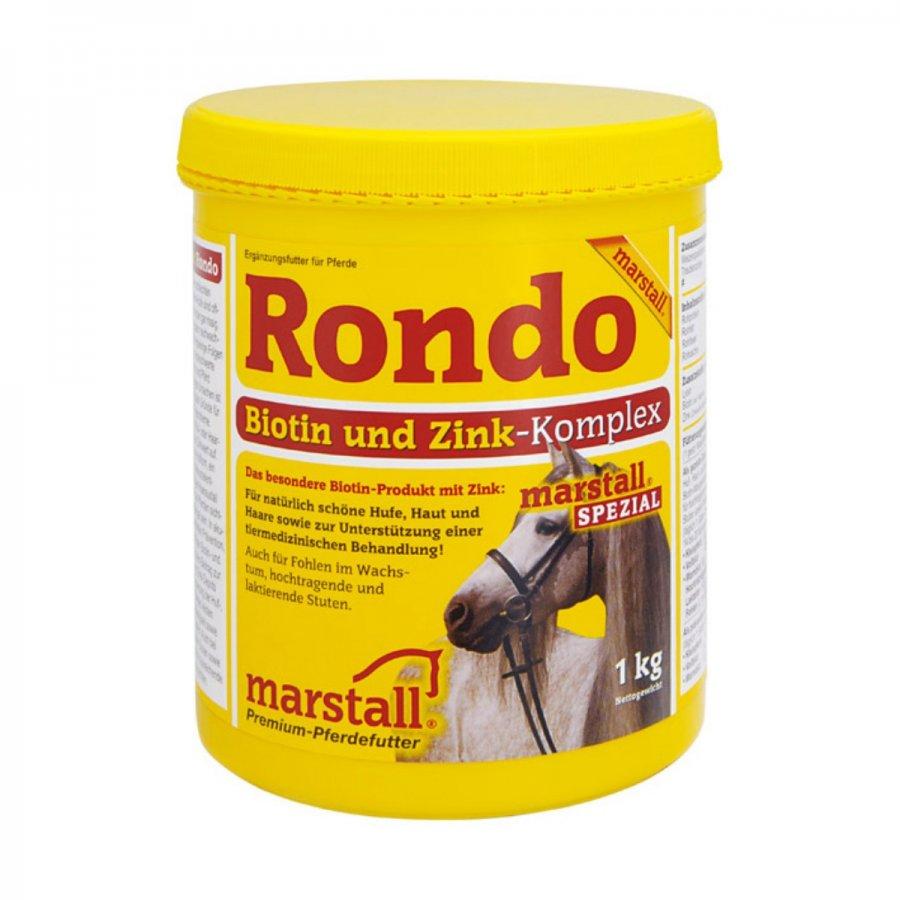Marstall Rondo Çinko Biotin At Yemi Katkısı 1 Kg