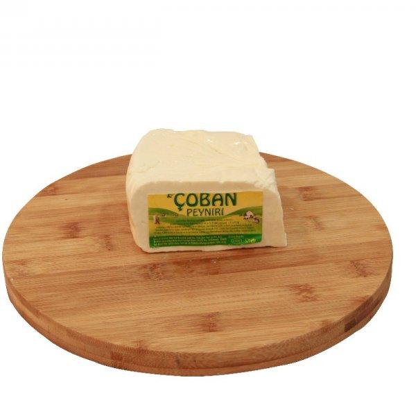 Çoban Peyniri Az Tuzlu 1 Kg.