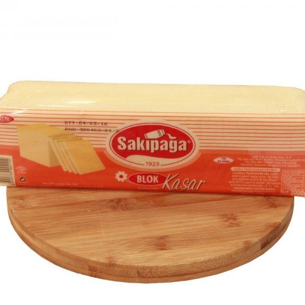 Sakıpağa Taze Kaşar Peyniri 1 Kg.