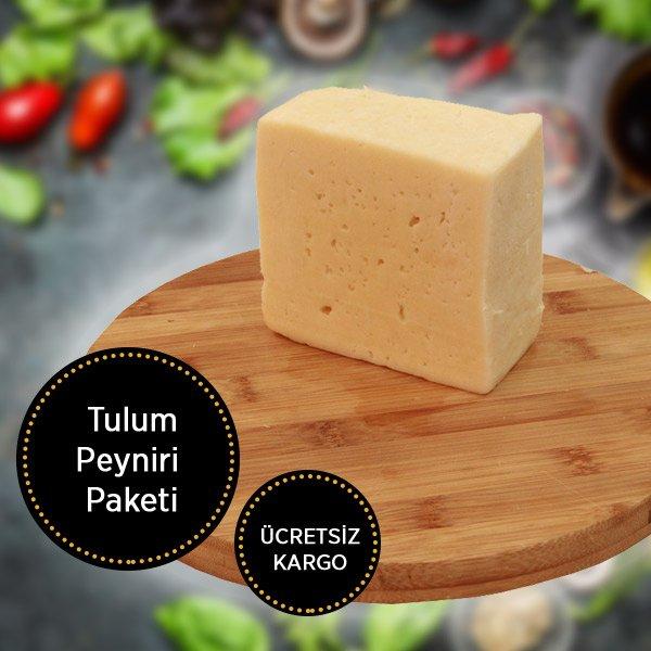 Tulum Peyniri Paketi