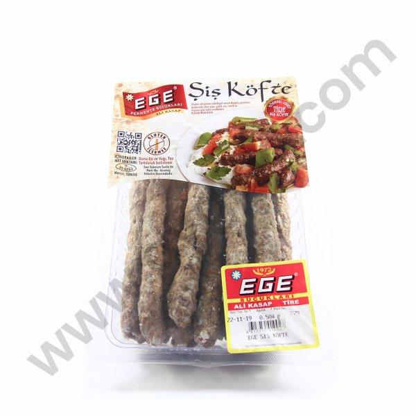Ege Ali Kasap Fermente Sucukları  Şiş Köfte 500gr
