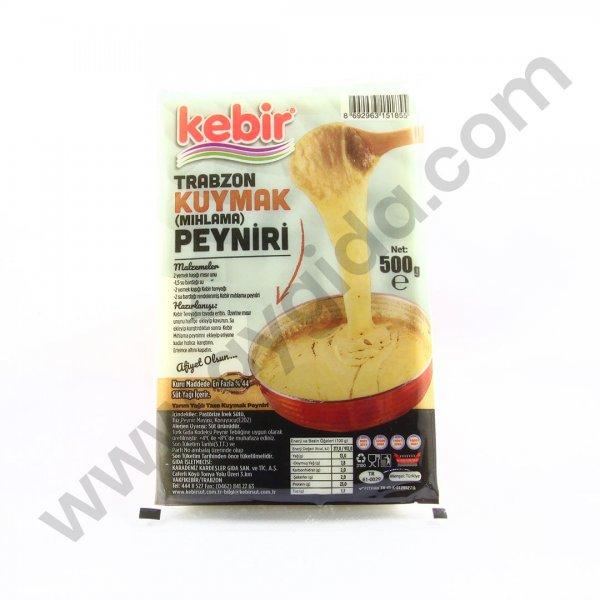 Kebir Trabzon Kuymak Mıhlama Peyniti 500gr