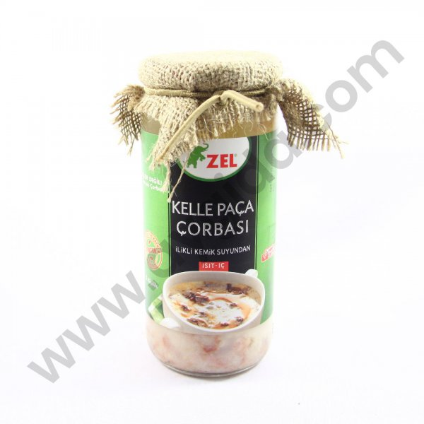 Zel Kellepaça Çorbası 480gr