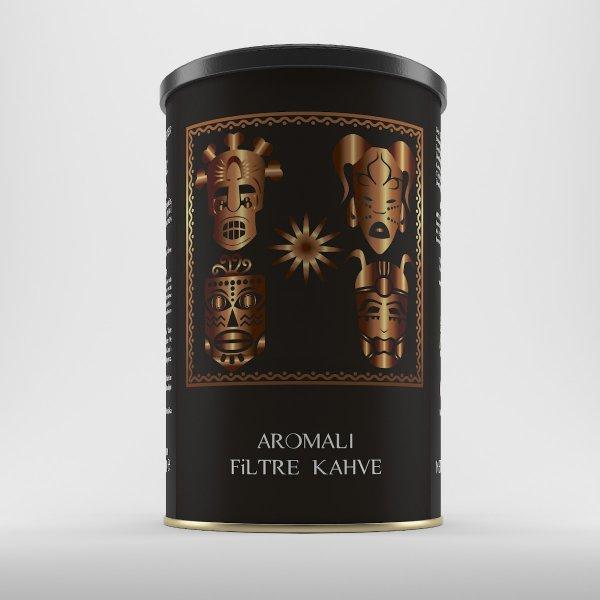Karamel Aromalı FİLTRE KAHVE