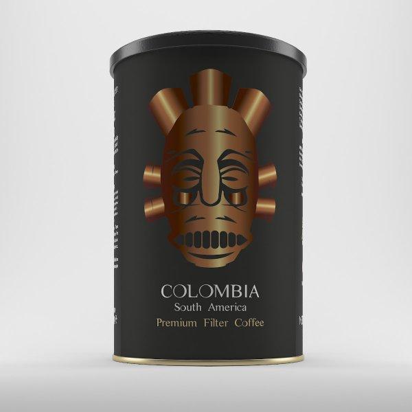 Colombia Filtre Kahve