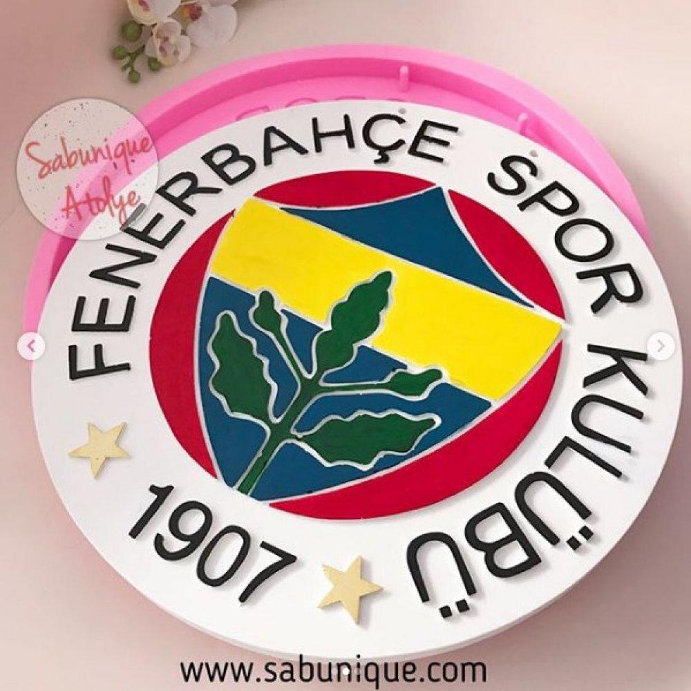 Fenerbahçe Büyük Logo Silikon Kalıbı