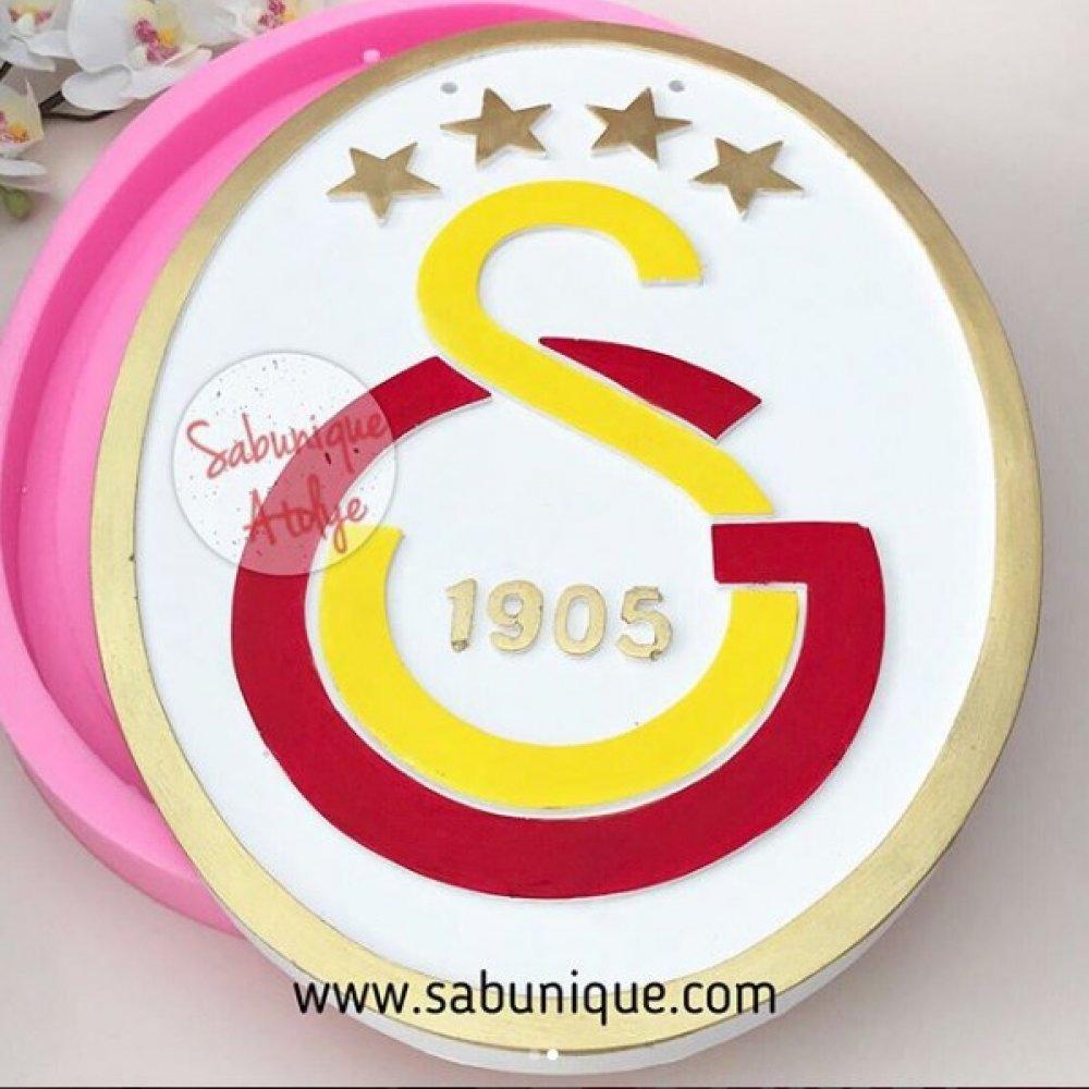 Galatasaray Büyük Logo Silikon Kalıbı