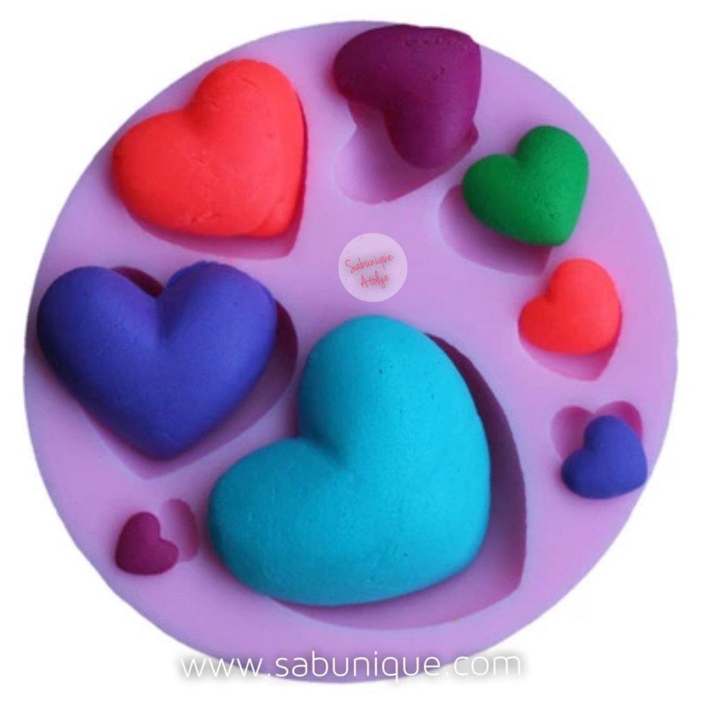 Çoklu Minik Kalpler