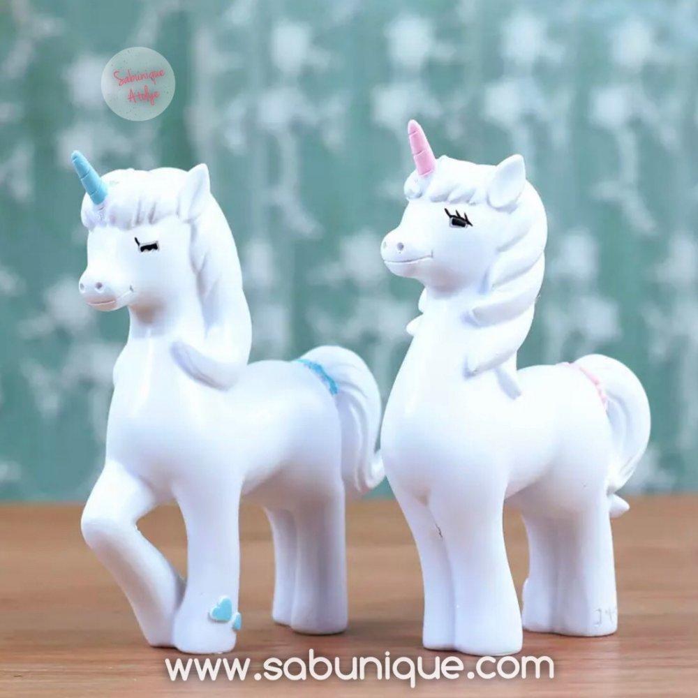 Büyük Unicorn ( İki Model ) Silikon Kalıbı
