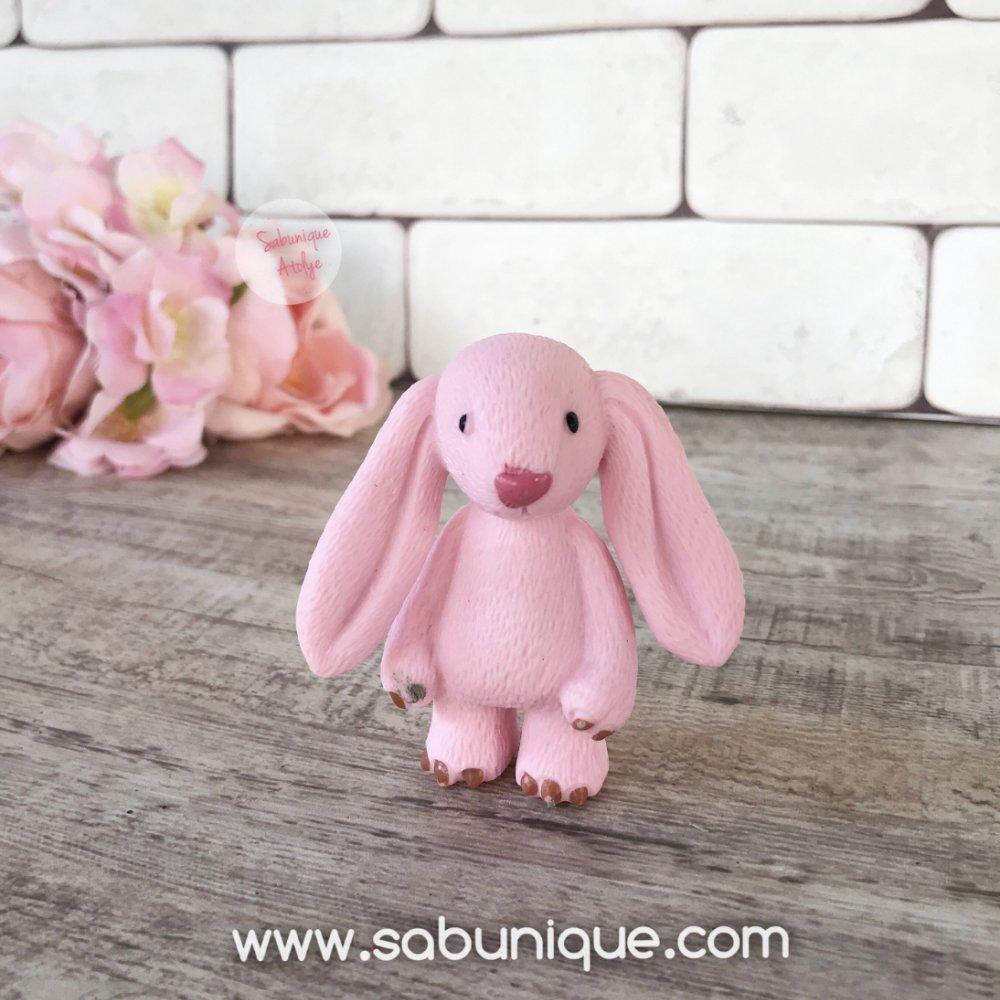 Uzun Kulak Tavşan Silikon Kalıbı