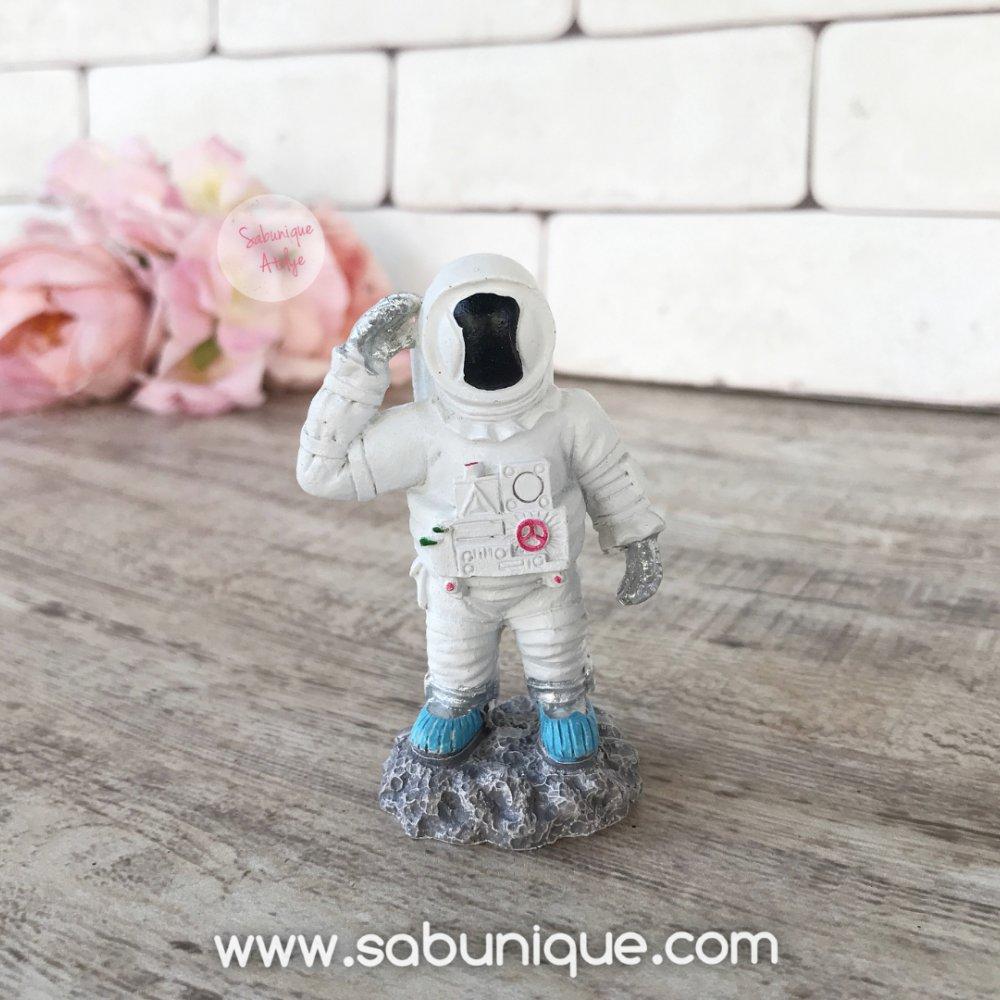 Astronot Silikon Kalıbı