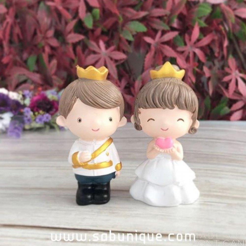 Prens Ve Prenses Silikon Kalıpları