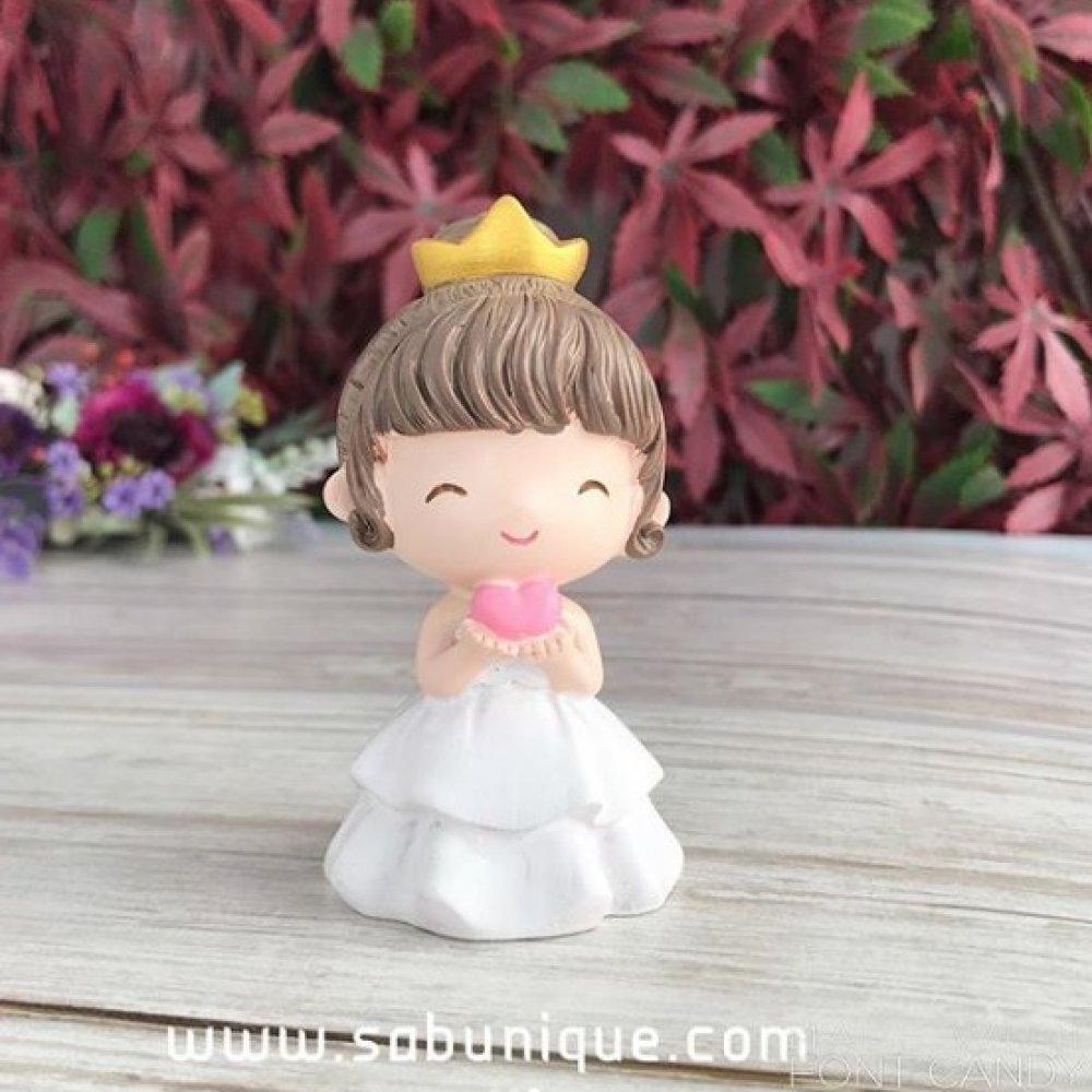 Kalpli Prenses Silikon Kalıbı