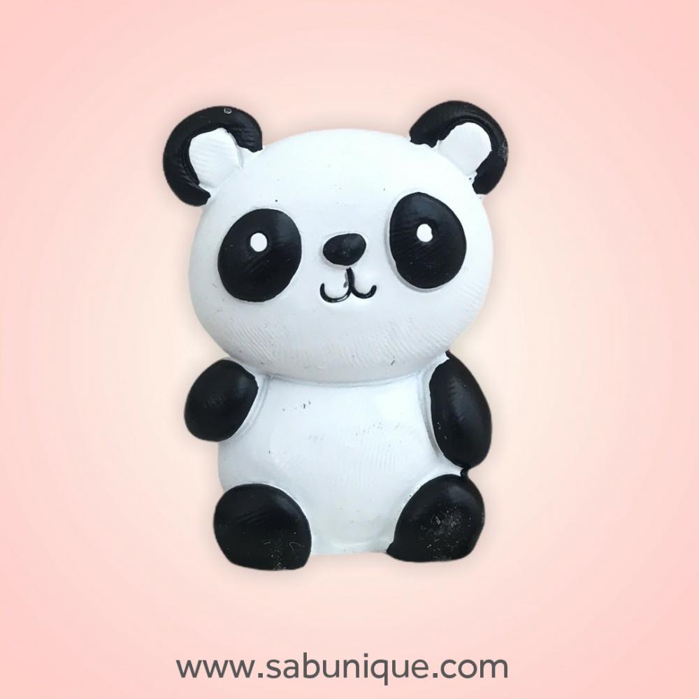 Minik Panda Silikon Kalıbı