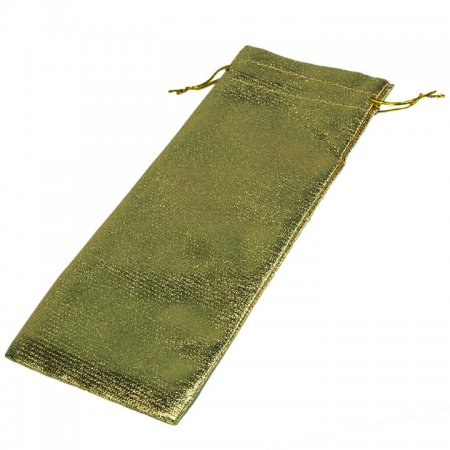 Bileklik Kesesi Lame 9x21 cm Gold 25'li Paket