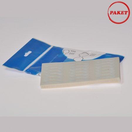 Fiyat Takı Etiketi Beyaz Yapışkanlı 500 Adet Yuvarlak