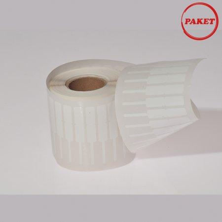 Yapışkanlı Kuyumcu Barkod Fiyat Etiketi