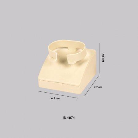 Geniş  Kelepçelik Tek Boy  B-1071