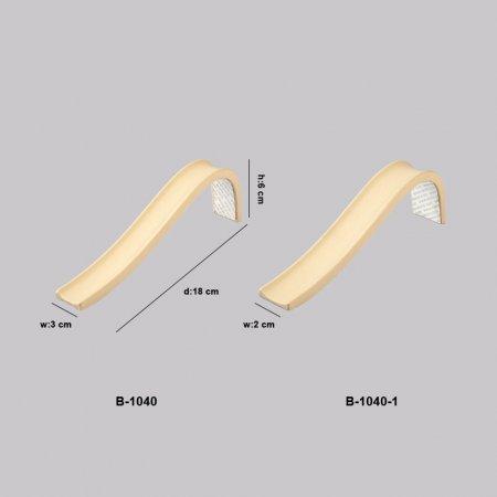 Bileklik Künye Standı İnce ve Kalın Takım B-1040