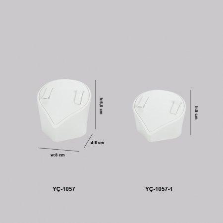 Yüzük Çift Alyans Standı Damla YC-1057