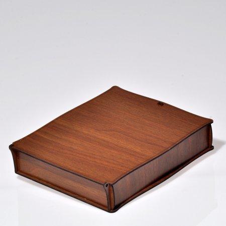 Lazer Kesim Büyük Set Kutusu 19x23 cm