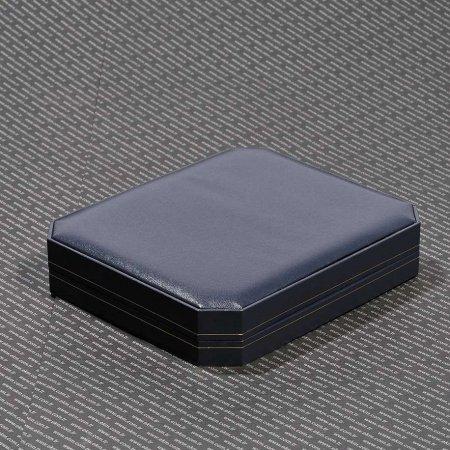 Kartier Büyük Dörtlü Set Kutusu Mavi 17x20