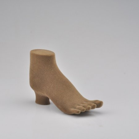 Ayak Halhal Mankeni (Açık Kahverengi)
