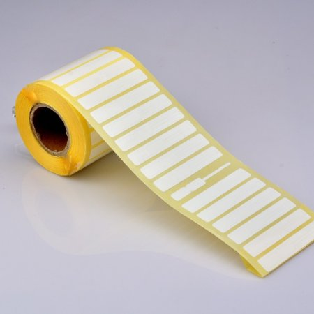 Kuyumcu Etiketi Beyaz 1250 Adet Mini