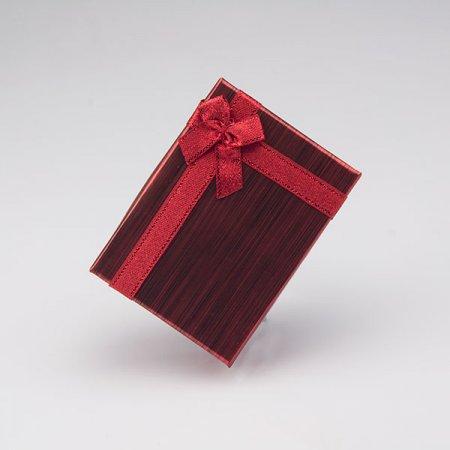Üçlü Set Kutusu Karton Kırmızı