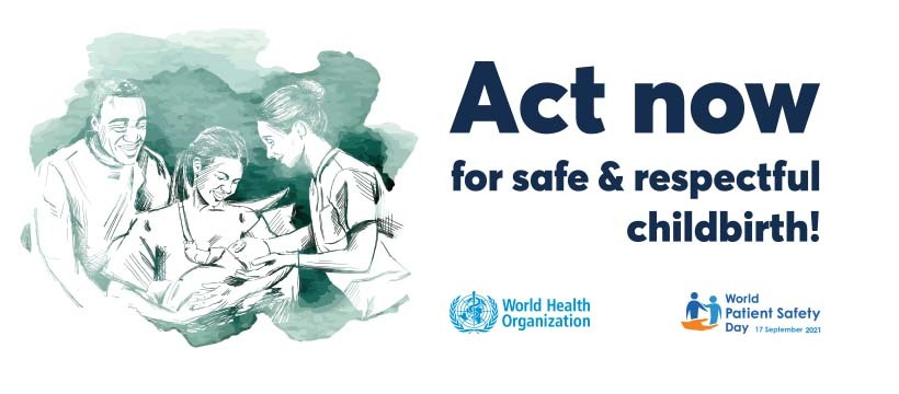 WHO World Patient Safety Day 2021