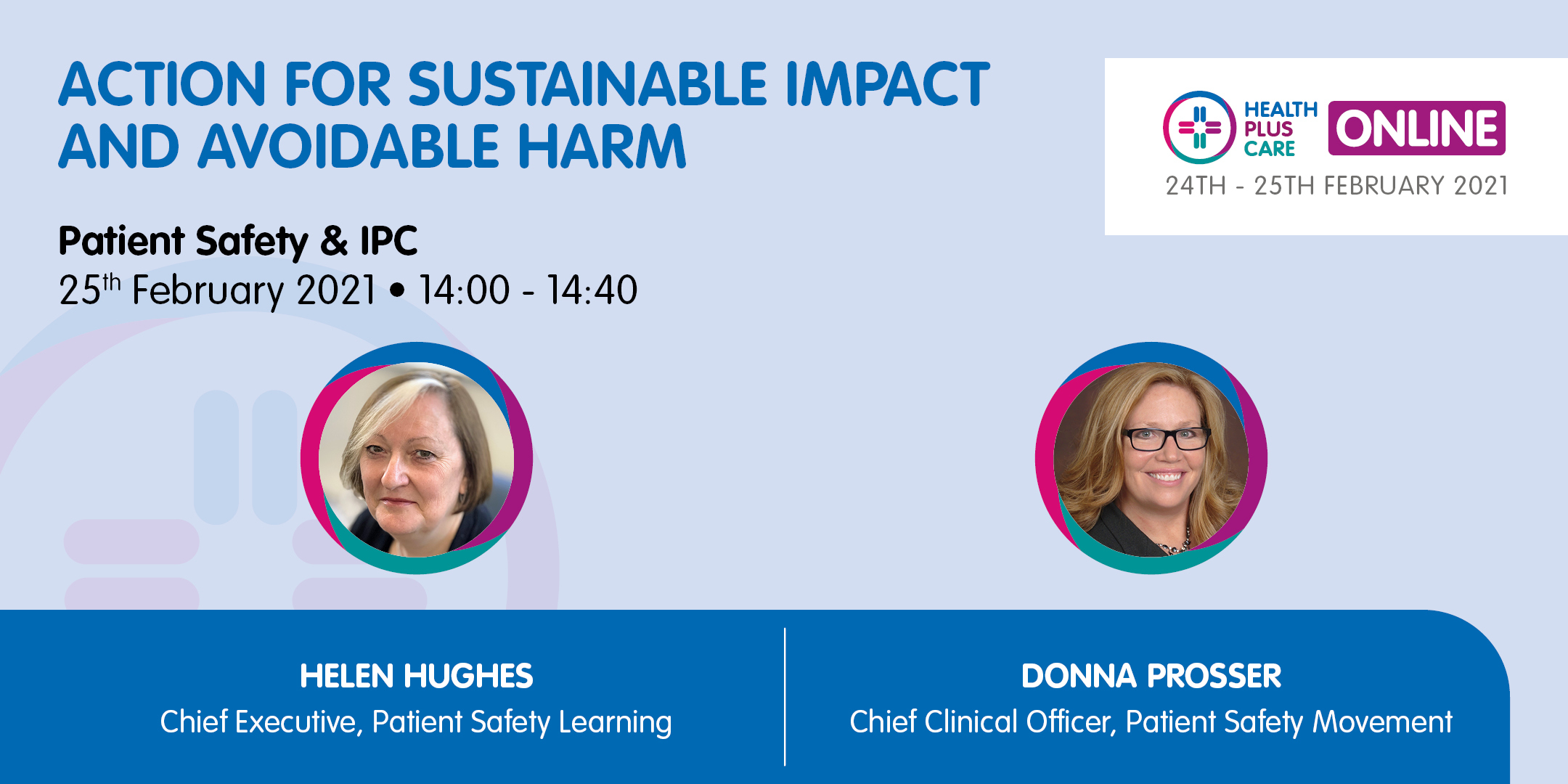 Action for sustainable impact and avoidable harm