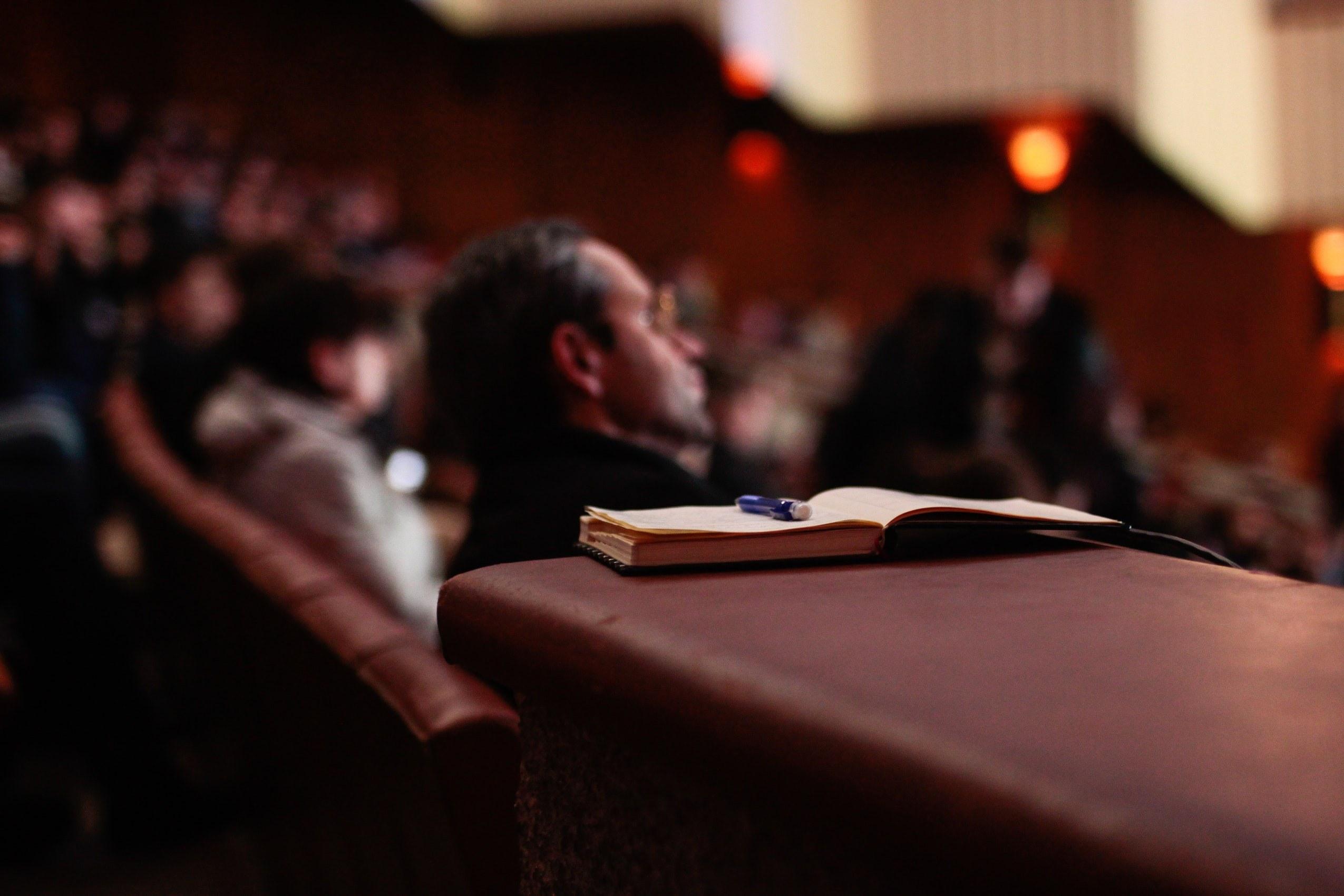 Conference Blog