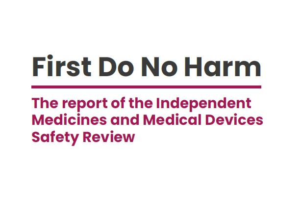 First Do No Harm
