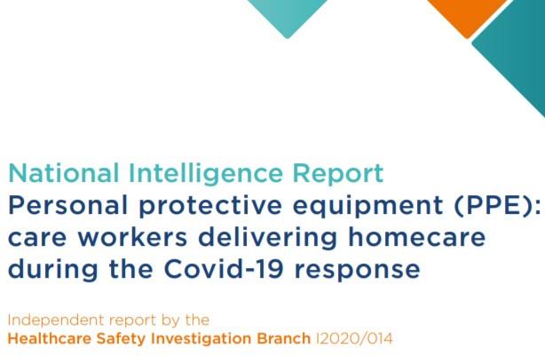 HSIB PPE Report Image