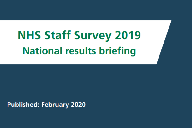NHS Staff Survey 2019 Image