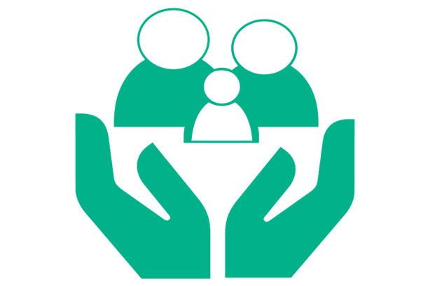 Patient engagement icon for web