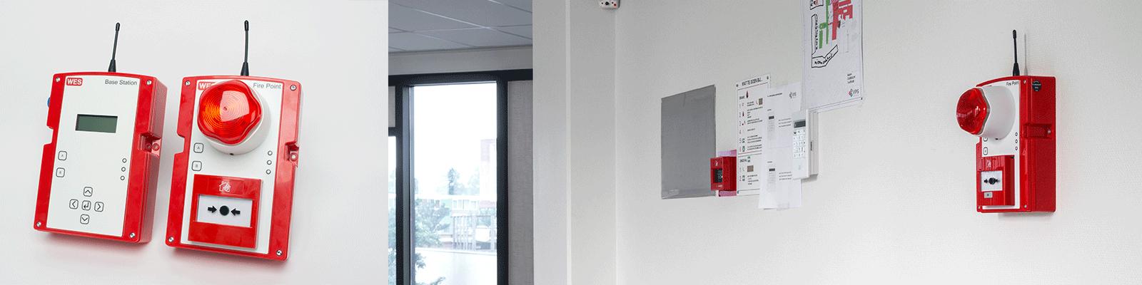 Vps Firealert Wes Ein Innovatives Brandschutz Und Evakuierungssystem Fur Leerstehende Objekte