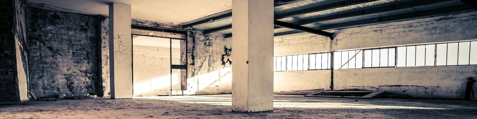 Empty Building Lr