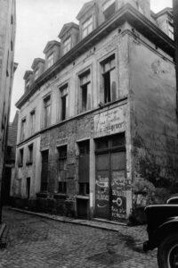 Auberge de la Diligence, 1960
