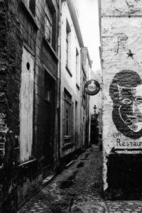 Rue d'Une Personne, 1960