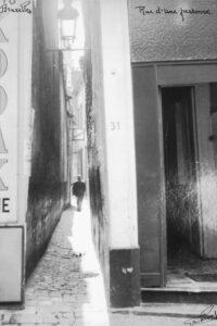 Rue d'Une Personne, 1962