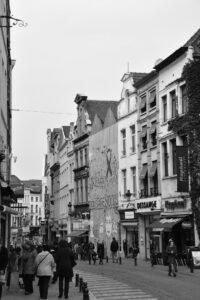 Rue du Marché aux Herbes