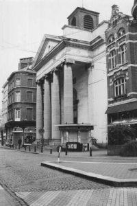 Sint-Antonius van Padoakerk, Rue de Marchienne