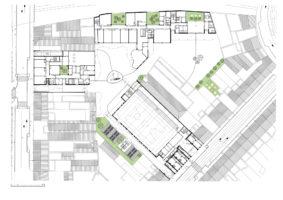 Ground floor & surroundings